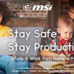 ฝ่าทางตัน!  MSI ไม่หวั่นไวรัส เตรียมจับโน้ตบุ๊กรุ่นใหม่ บุกตลาดประเทศไทย ด้วยเทคโนโลยีใหม่ล่าสุดของ Intel