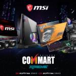 MSI มี BIG SURPRISE! ลดครั้งใหญ่ส่งท้ายปี 26 – 29 พ.ย. นี้ ที่งาน Commart XTREME 2020!